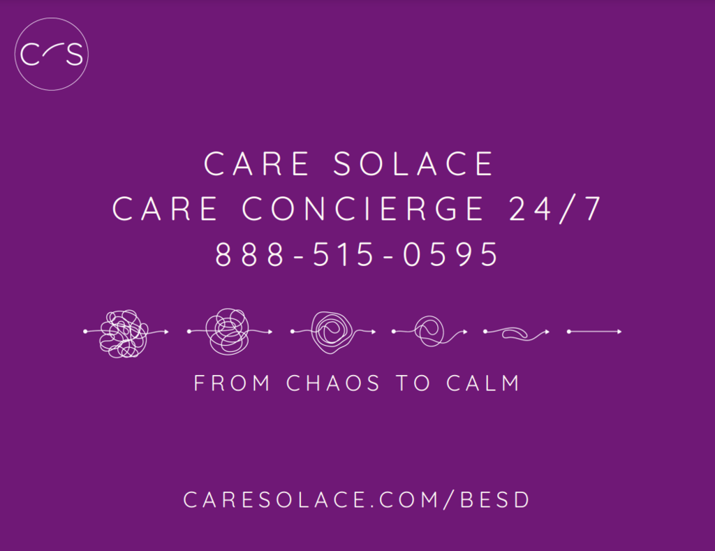 Care Solace: providing support for our community